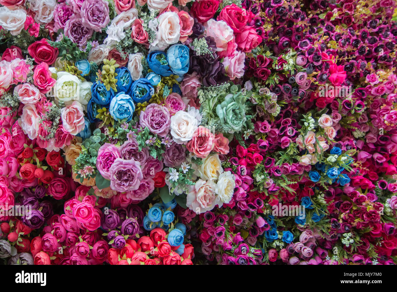 Floral background roses with other flowers set of rustic flowers floral background roses with other flowers set of rustic flowers pink blue and purple flowers izmirmasajfo