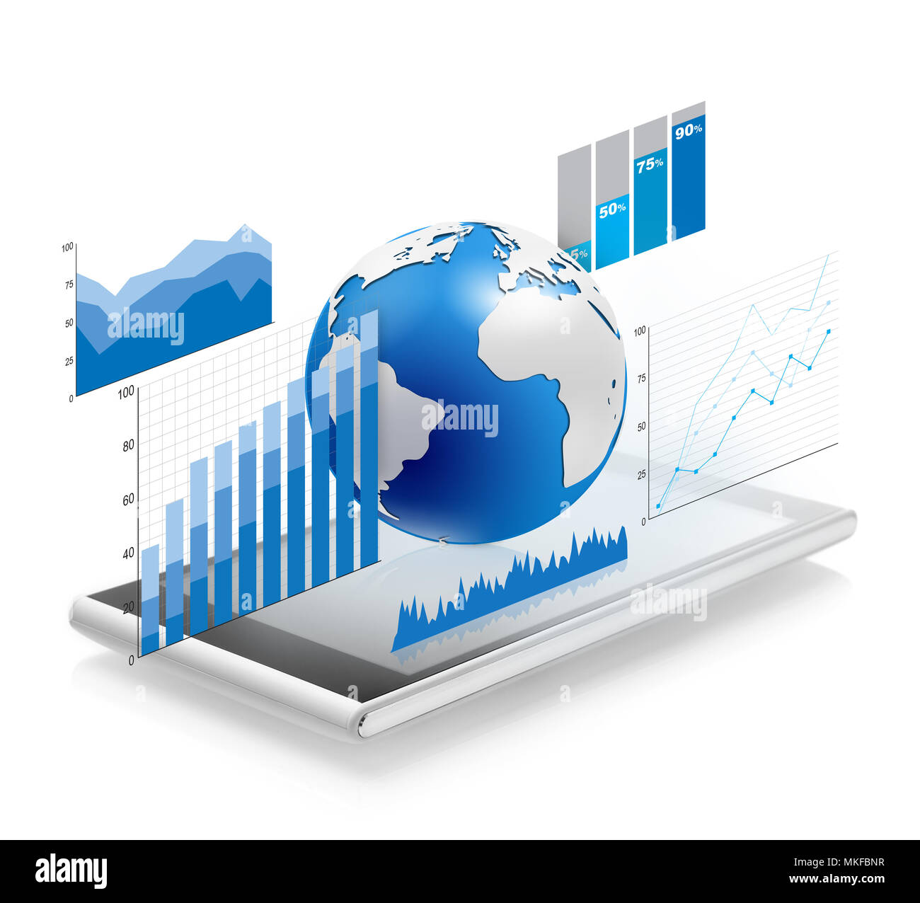 Groovy Laptop Business Chart Abstract Graph Financial Diagram Using Wiring Cloud Hisonuggs Outletorg