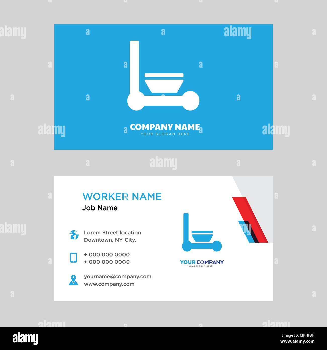 Cleaning business card design template visiting for your company cleaning business card design template visiting for your company modern horizontal identity card vector cheaphphosting Gallery