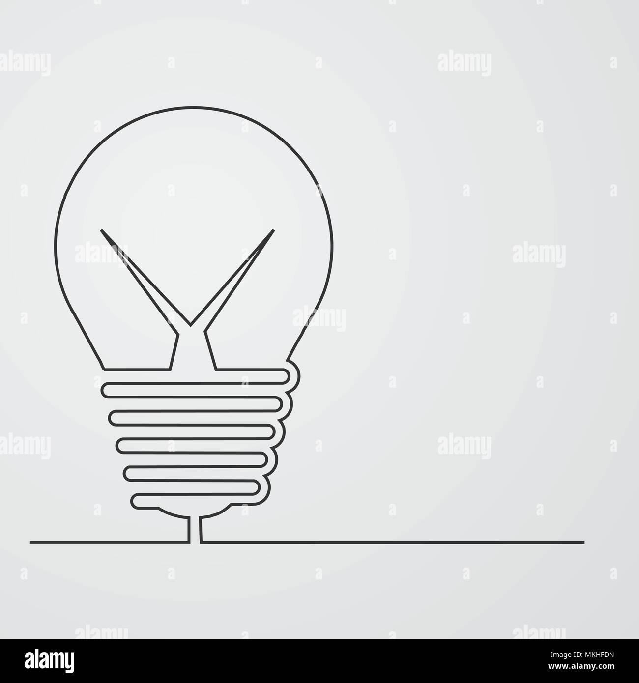Light Bulb Logo Stock Photos & Light Bulb Logo Stock ...