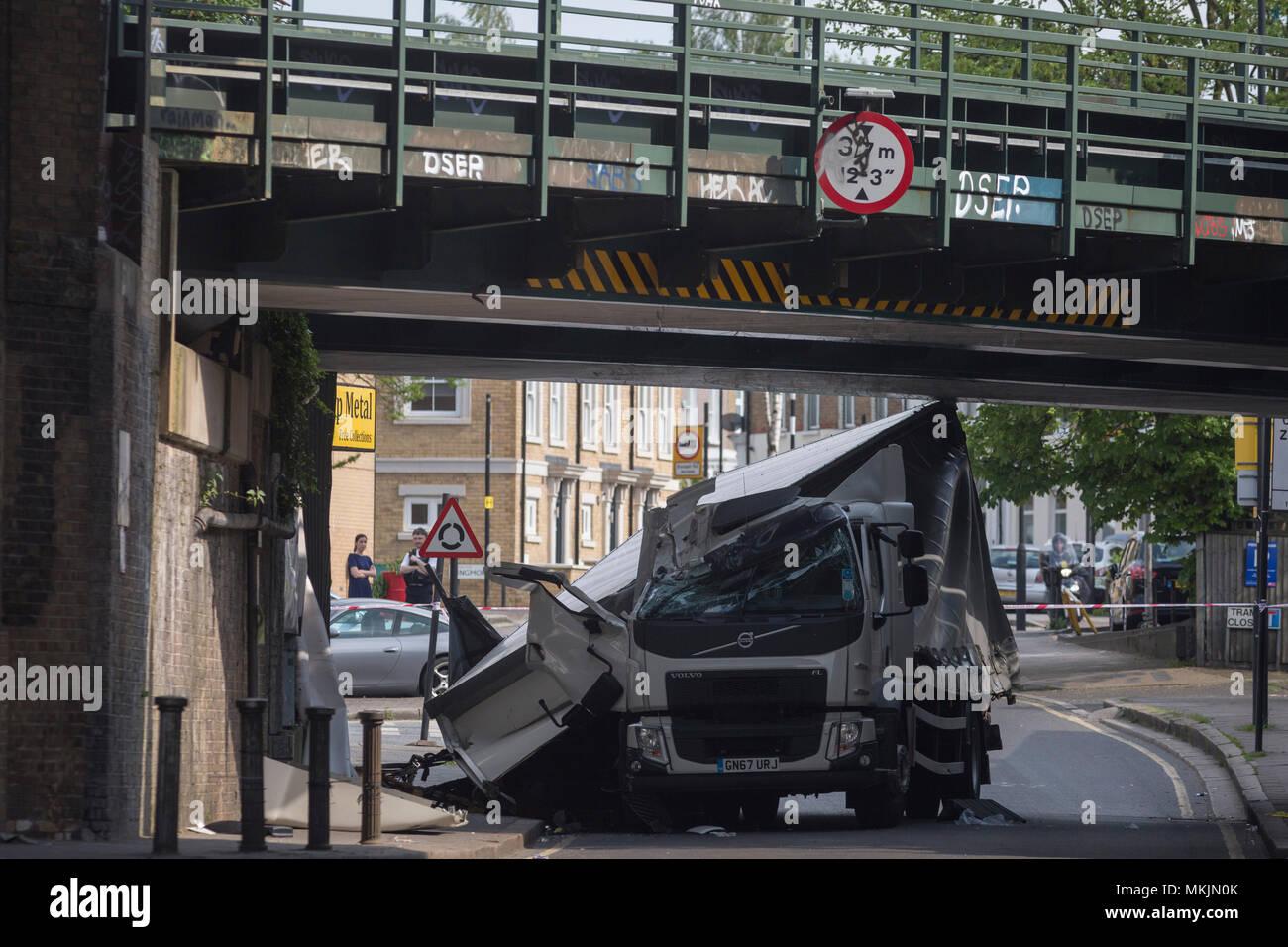 london-uk-8th-may-2018-the-damaged-remai