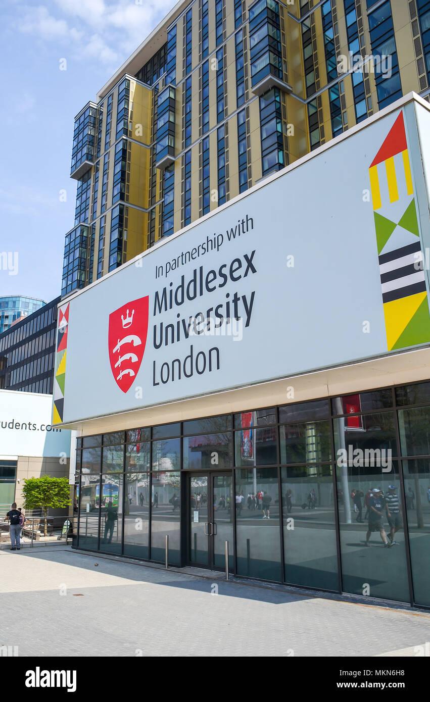 Университет мидлсекс лондон