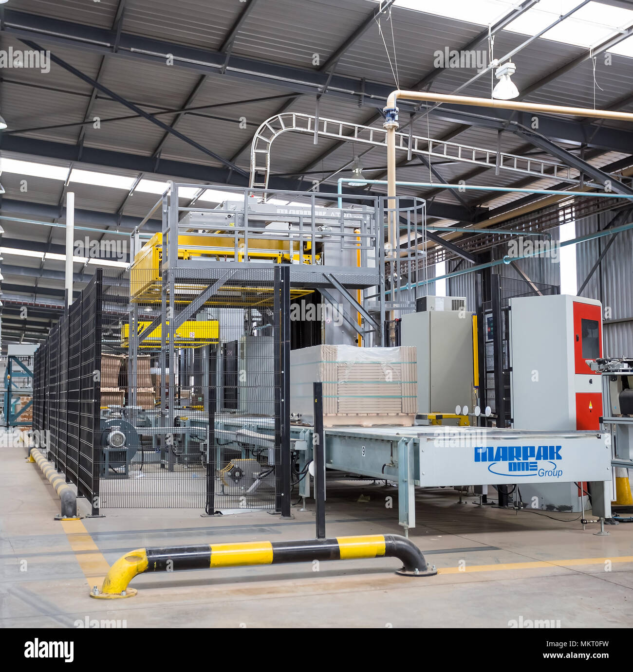 Cape town south africa ceramics stock photos cape town south cape town south africa june 29 2018 ceramic tile manufacturing plant dailygadgetfo Gallery