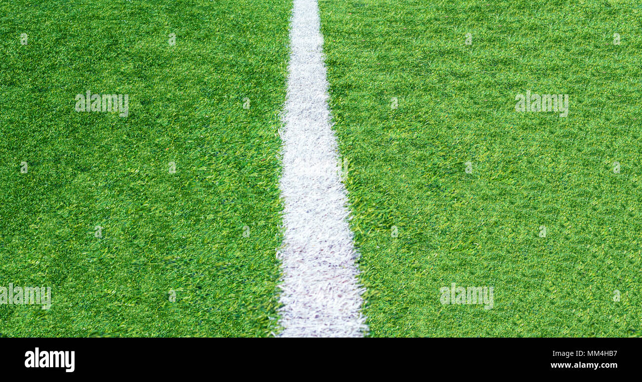 green grass soccer field. Green Grass Soccer Field Background, Close-up Top View Green L