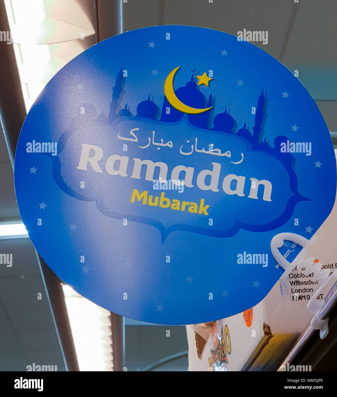 Great London 2017 Eid Al-Fitr 2018 - supermarket-morrisons-stocks-up-for-ramadan-which-begins-on-wednesday-16-may-and-ends-on-thursday-14-june-2018-the-first-day-of-shawwal-and-eid-al-fitr-falls-on-friday-15-june-2018-featuring-view-where-london-united-kingdom-when-08-apr-2018-credit-dinendra-hariawenn-MM5JP9  Image_701128 .jpg