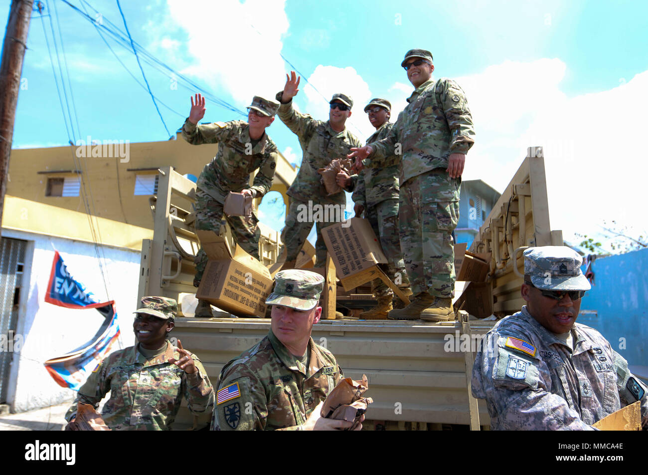 Soldiers Assigned To The 3rd Expeditionary Sustainment Command