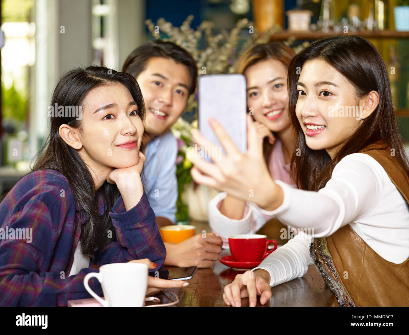 asian Adult group