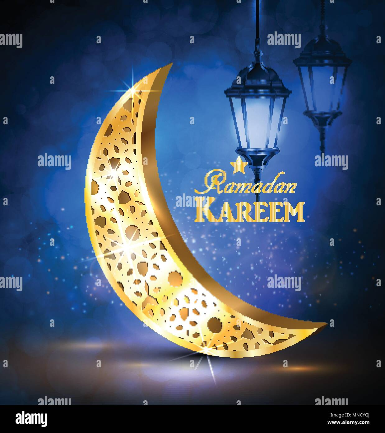Ramadan greetings vector stock vector art illustration vector ramadan greetings vector m4hsunfo