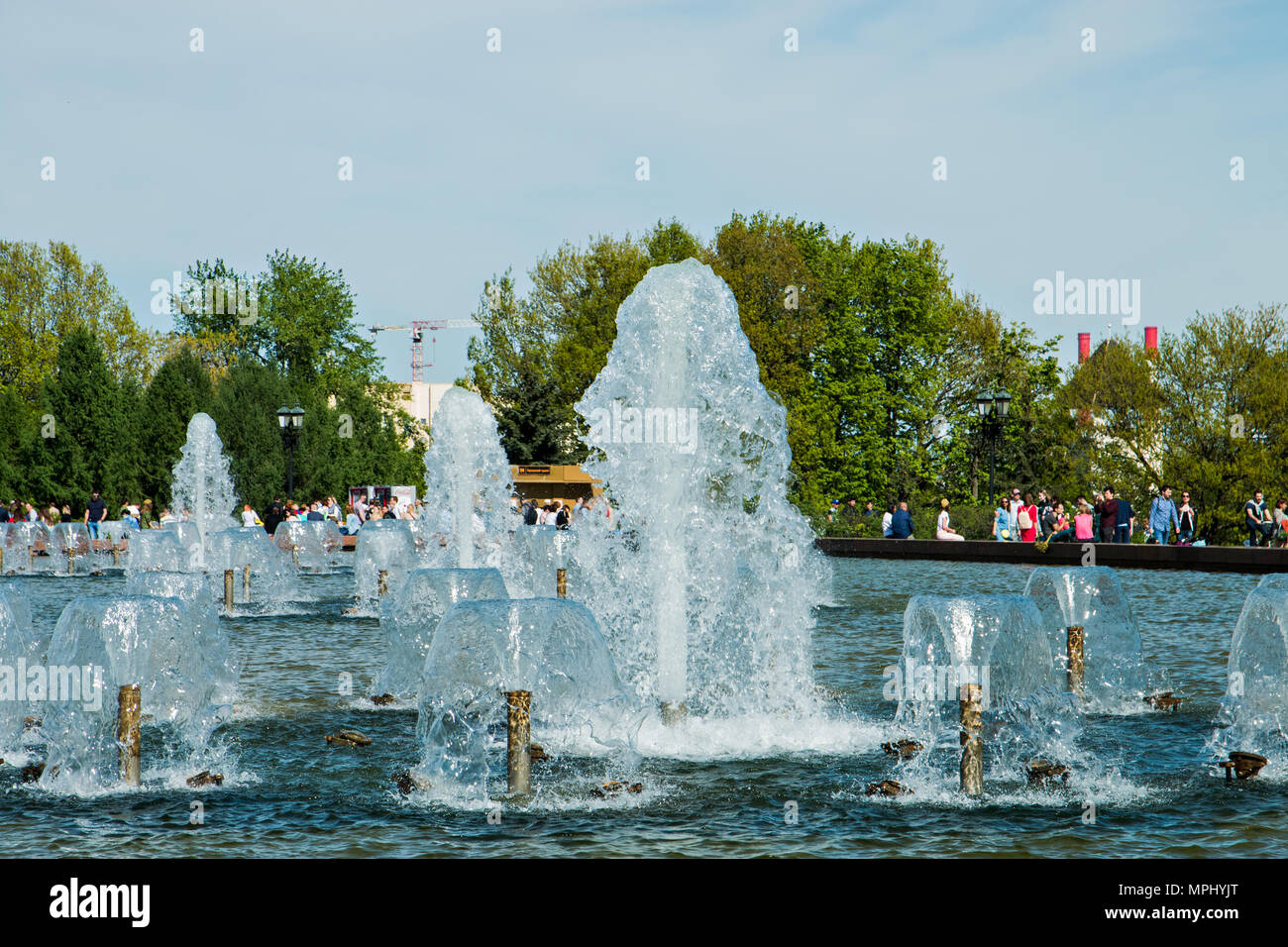 Weather in May 2018 in Moscow and Moscow Region 78