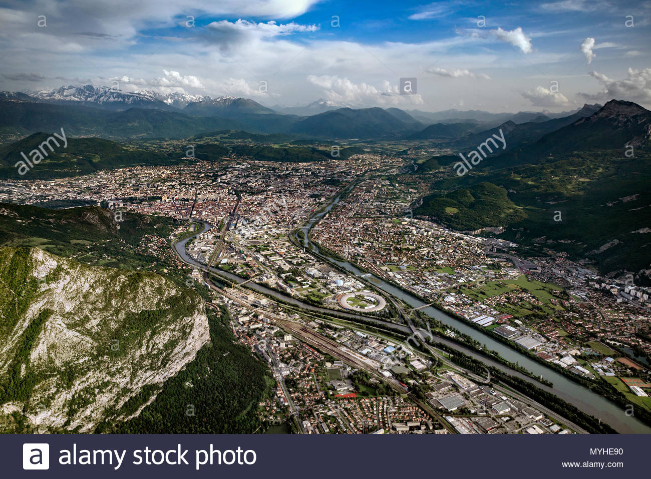 aerial-view-of-grenoble-france-the-isere