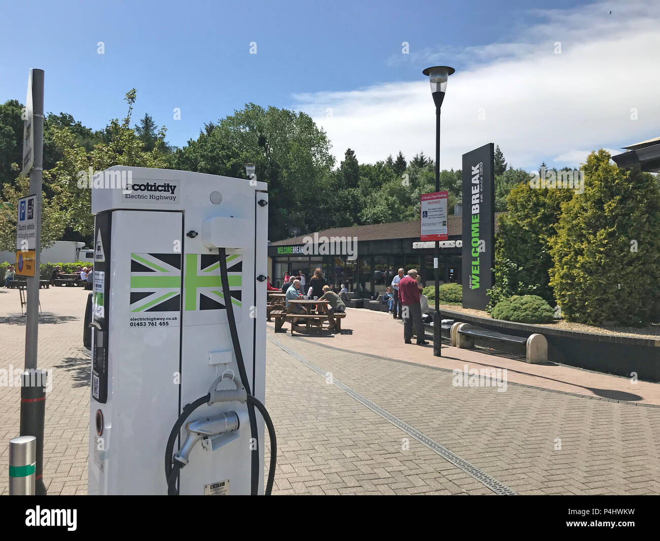 GoTonySmith,@HotpixUK,HotpixUK,services,Lower Wick,panorama,Gloucestershire,Motorway services,GL11 6DD,Dursley,Waitrose at Michaelwood Services,M5 services,M5 motorway,electric charging point,GL11