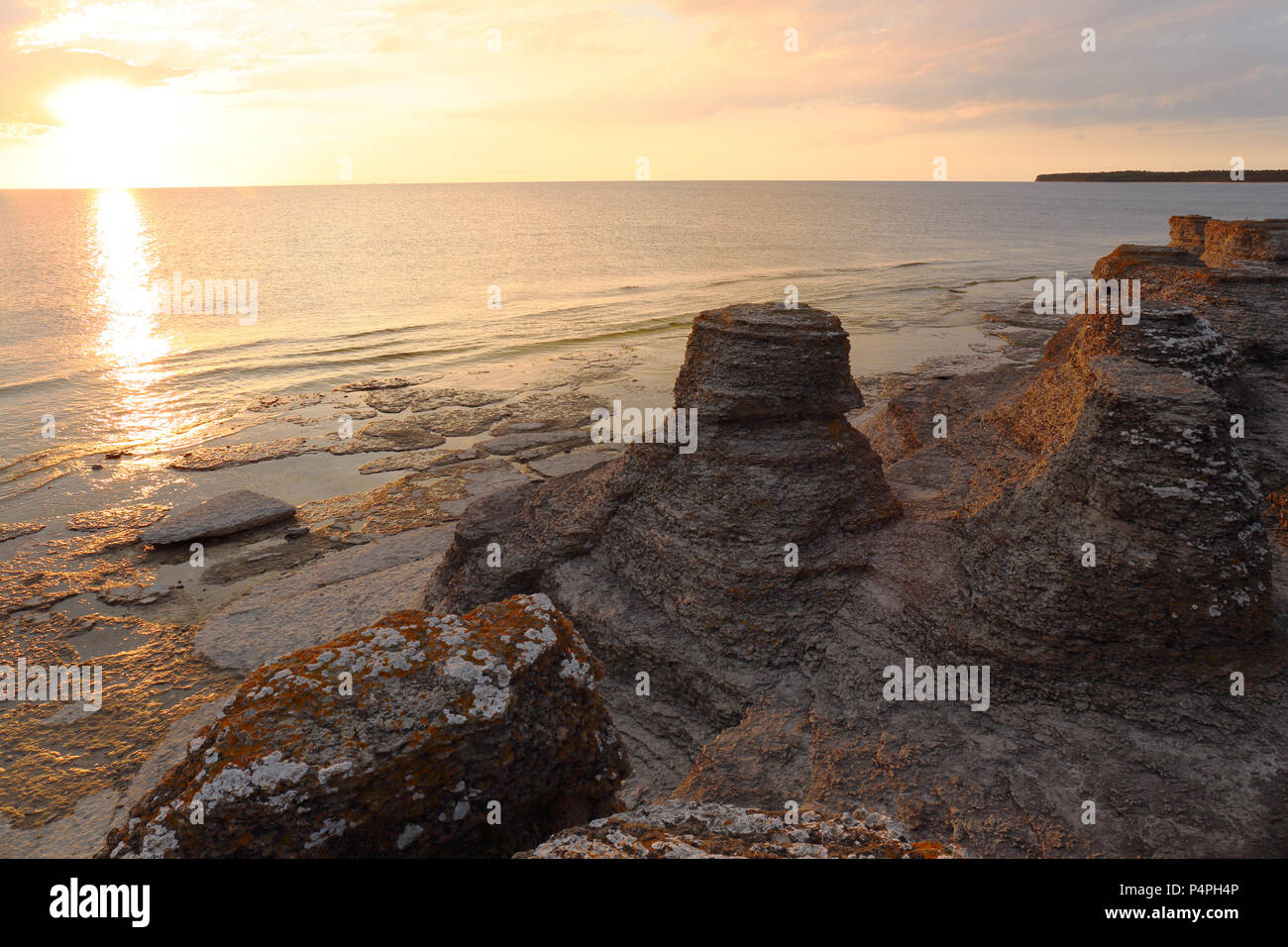 sea-stacks-at-byrum-land-sweden-P4PH4P.jpg