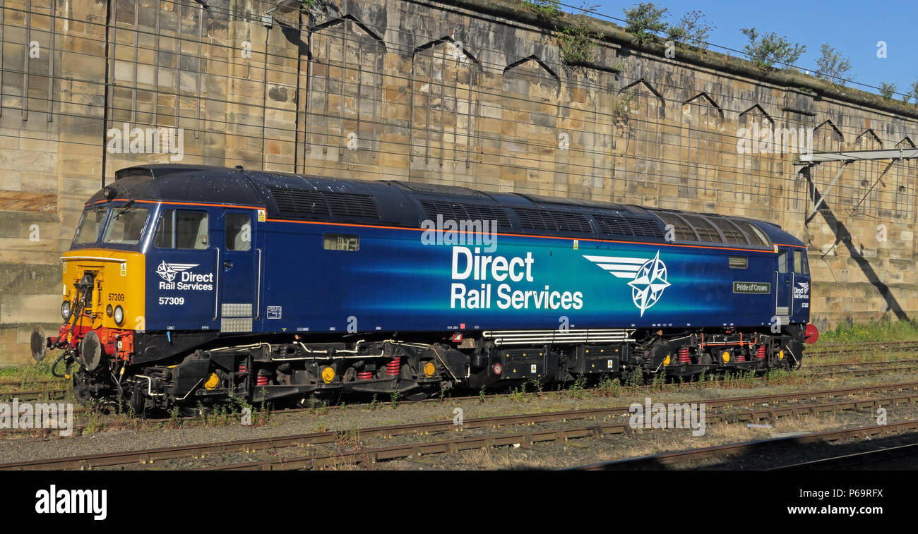 GoTonySmith,@HotpixUK,DRS,Two Tone,Compass Blue,Class 57,VTWC,Thunderbirds,Class57,Carlisle,railway,Station,Court Square,Cumbria,North West England,UK,CA1 1QZ,Crewe,Loughborough,693,works number,Brains,47806,renamed,renumbered,Ressaldar,Class 47,refurbished EMD engine,EMD engine,transport,traction,engine,BR,British Rail,rail services,Barrow,services