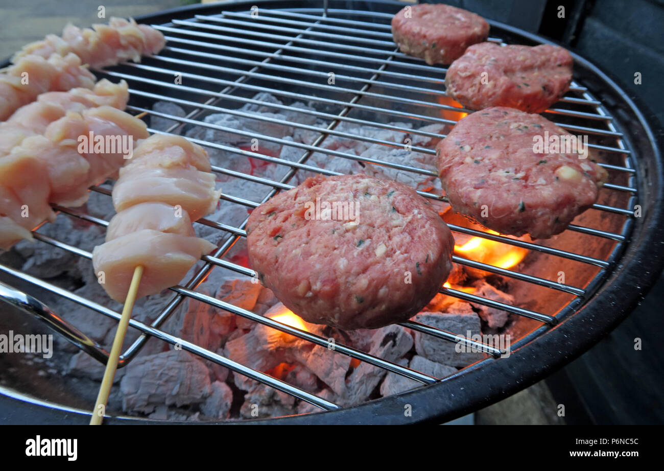 @Hotpixuk,GoTonySmith,raw,food,meat,raw meat,raw food,uncooked,BBQ,Barbecue,cooking,cook,in the garden,garden,garden BBQ,food safety,food poisoning,bacteria,properly,flame,flames,charcoal,grilling,over charcoal,on a BBQ,grill,summer bbq
