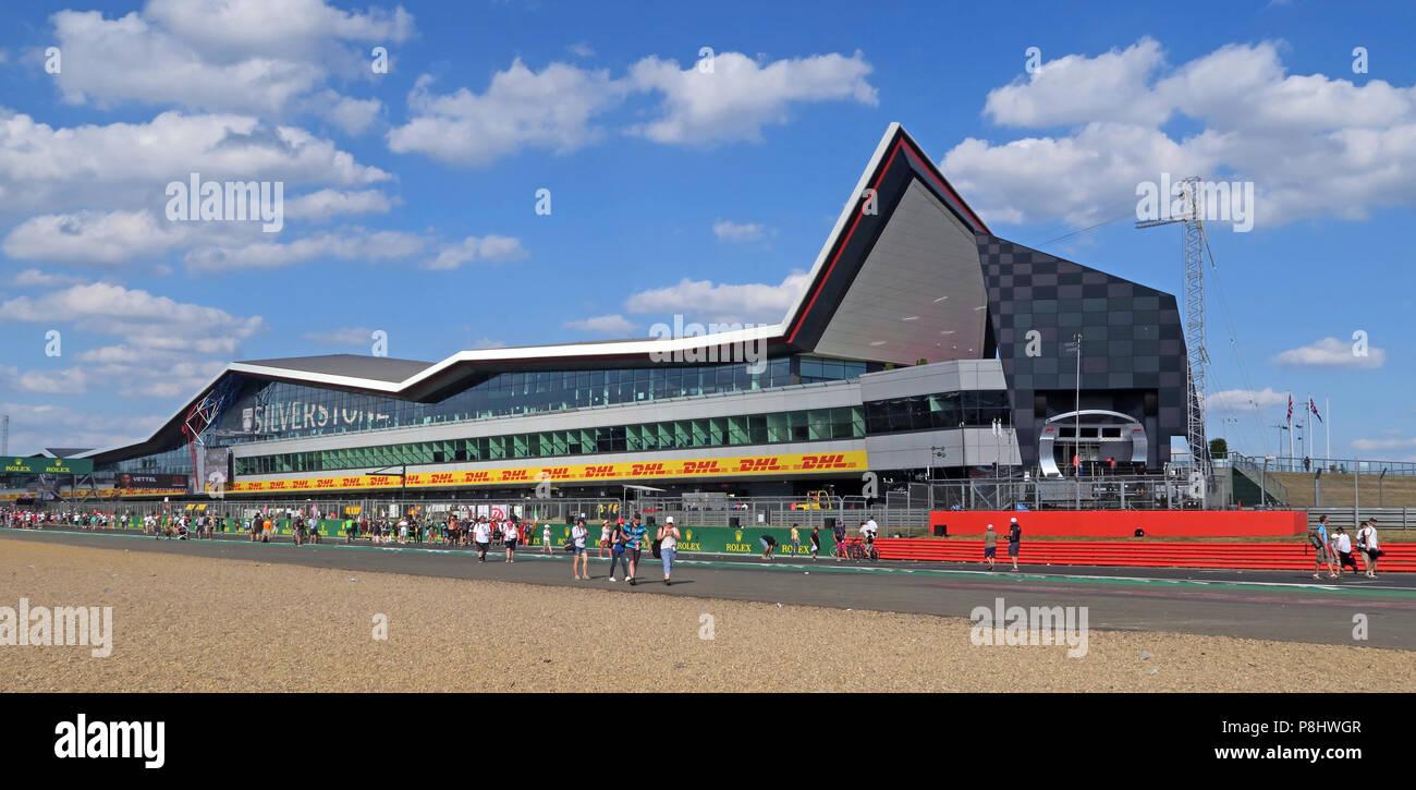 @HotpixUK,GoTonySmith,Silverstone,British GP 2018,British Grand Prix 2018,car,Formula One,track,people,spectators,spectator,walking,the circuit,circuit,walk,F1,F1 Circuit,British,British Formula 1 Championship,British Grand Prix,wing,building,Architect,Contractor,Silverstone Winged building,pits area,Race Control,built by Buckingham Group Contracting,Silverstone Circuit,Towcester,Northamptonsh NN12 8TL,pits,Silverstone Pits,sunny,summer
