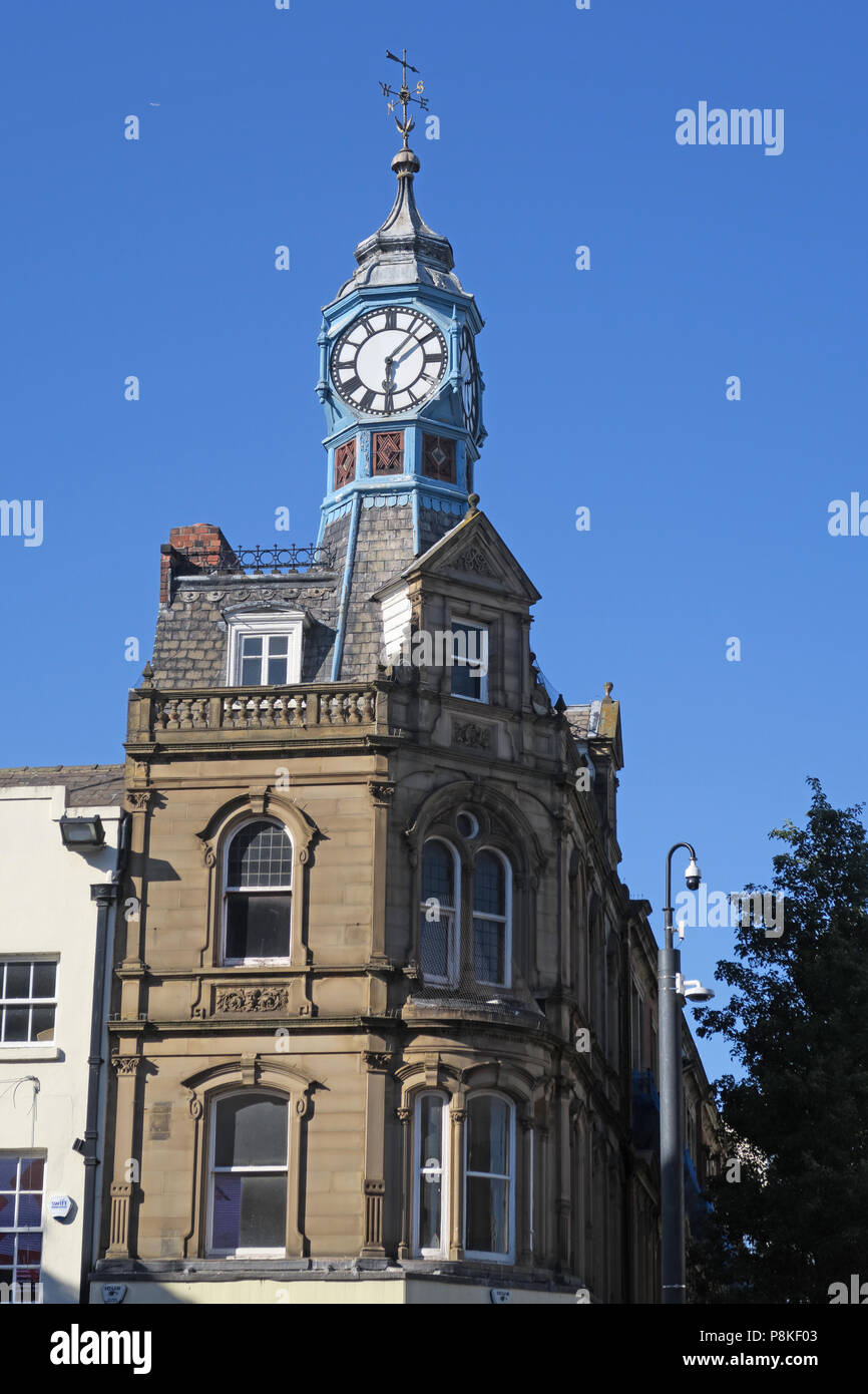 @HotpixUK,GoTonySmith,Doncaster,South Yorkshire,Yorkshire,England,Donny,town,town centre,shop,shops,retail,Doncaster Town Centre,Danum,Roman Danum,DN1,DN1 Postcode,Clock,shopping centre,UK,Victorian,Clock Corner,Doncaster Clock Corner,Weathervane,Weather Vane