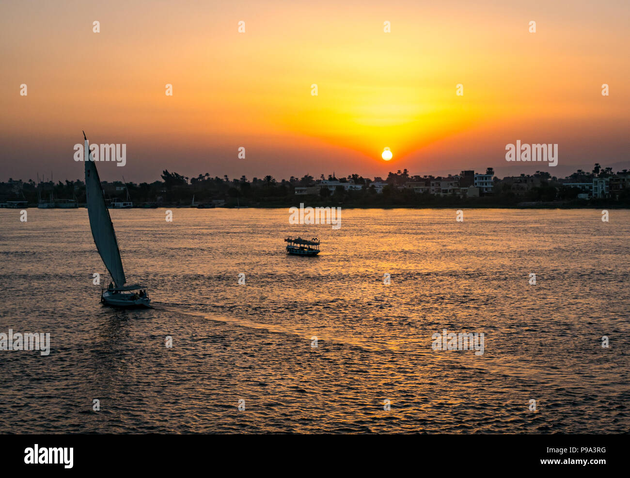 colourful-sunset-over-the-nile-river-wit