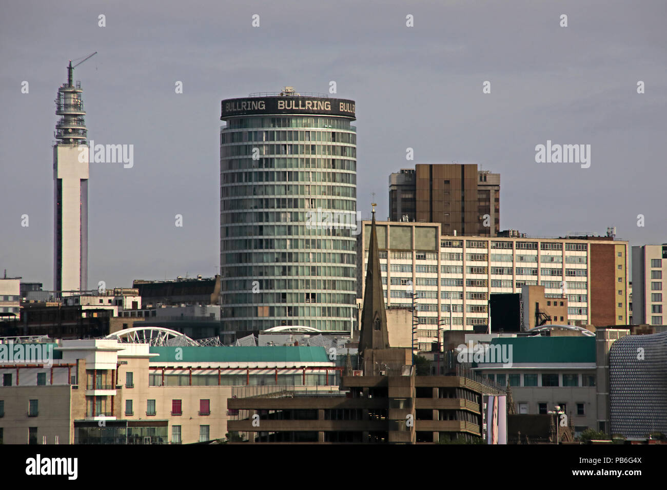 @HotpixUK,GoTonySmith,Panoramic,Skyline,England,UK,Midlands,pano,Bullring,Selfridges,commerce,commercial,retail,second,city,second city,GB,great Britain,buildings,towers,offices,City Centre Birmingham,architecture,busy,landmarks,blocks,wide,angle,wide angle,business,business centre,Rotunda,Bull Ring,BT,BT Tower,central,Midland,urban,sky,line
