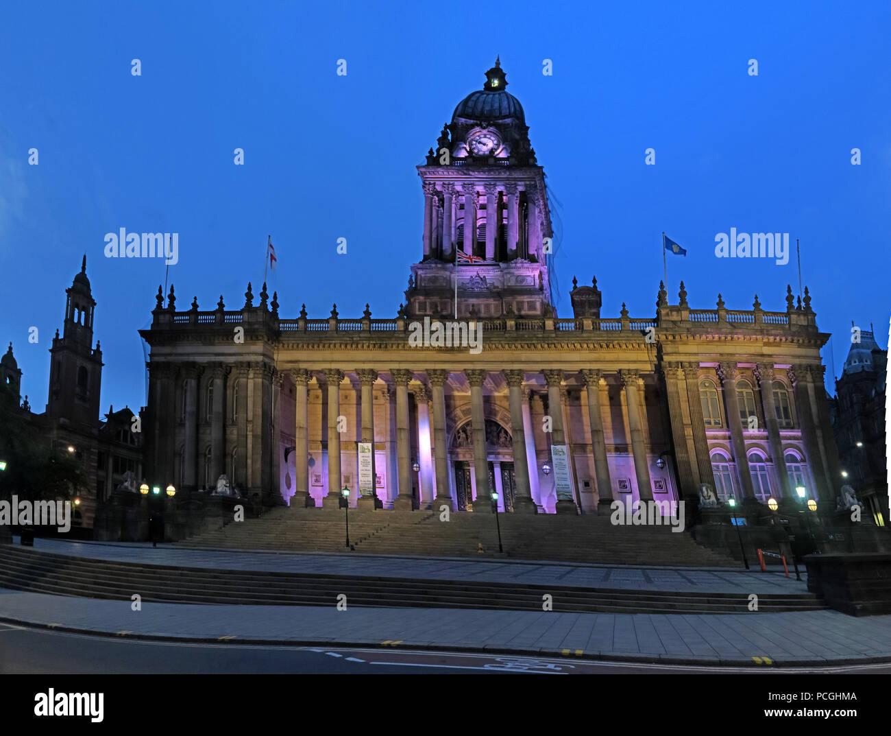 GoTonySmith,@HotpixUK,Leeds England,Yorkshire,City Centre,Leeds night,dusk,night,leeds at night,nighttime,dawn,West Yorkshire,architecture,streets,urban,after dark,Leeds after dark,Yorkshire after dark,county of West Yorkshire,LS1,Leeds City Council,Council,Leeds City Hall,City Hall,Town Hall,Leeds Townhall,public hall,law courts,hall,public,council,council building,Brodrick,tallest building in Leeds,clock tower,Leeds Town Hall Clock Tower,civic,Corinthian columns
