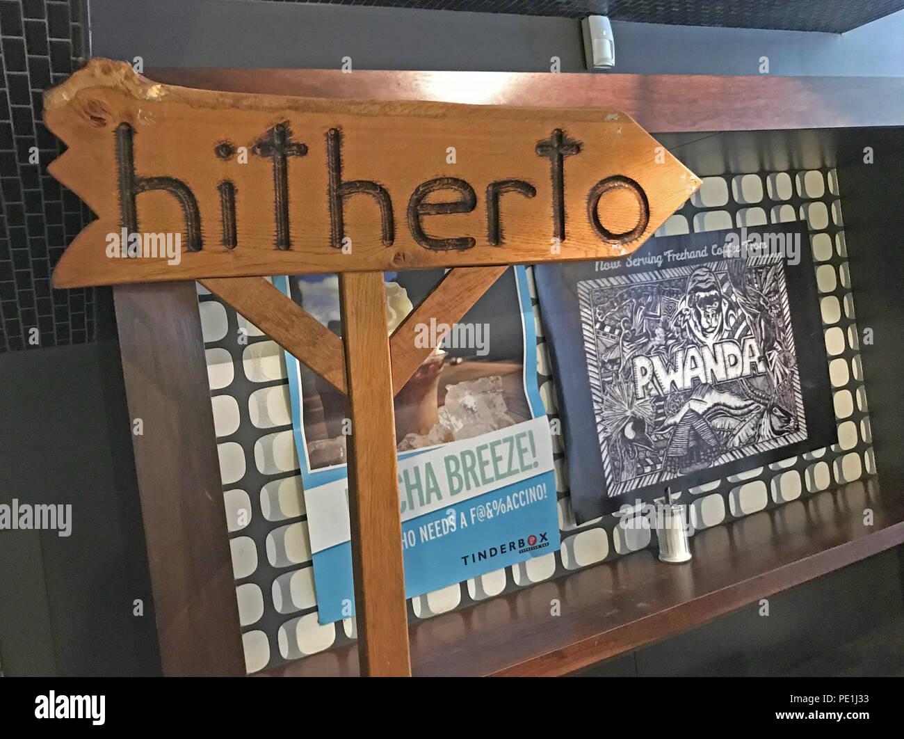 GoTonySmith @HotpixUK,GoTonySmith,@HotpixUK,cafe,UK,wooden,wood,G1,wooden sign,Tinderbox,Glasgow,Scotland,city centre
