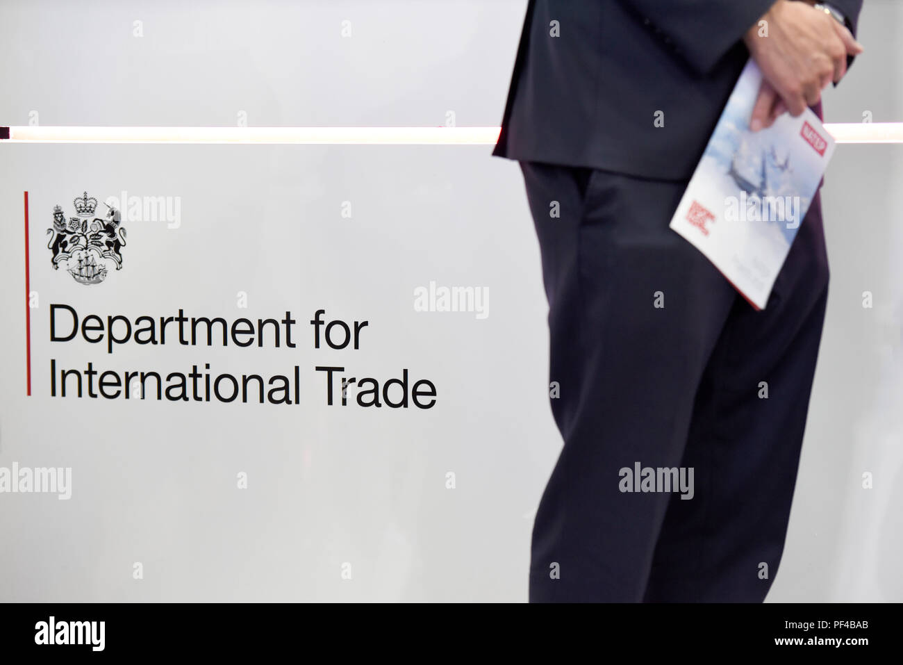 department-for-international-trade-dit-at-the-farnborough-international-airshow-fia-aviation-aerospace-trade-show-brexit-government-department-PF4BAB.jpg