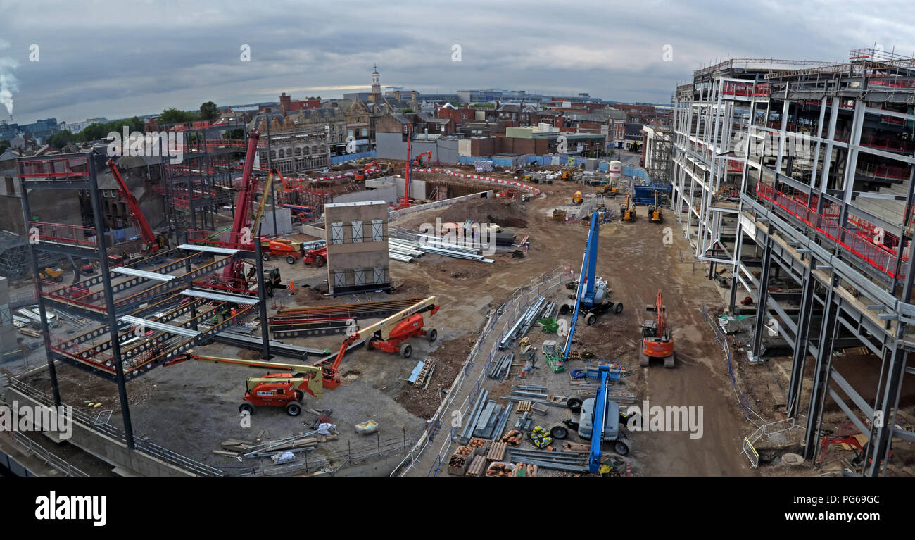 Go Tony smith,@Hotpixuk,Warrington and Co,Warrington,New development,Time Square,Cheshire,North West England,UK,retail,leisure,regeneration,town centre regeneration,Bridge Street,shops,cinema,shopping,North West,new build,construction,steel frame,Cineworld,multiplex cinema,Cineworld multiplex cinema,new restaurants,pano,panorama,new market hall,new council offices,new civic square,civic square,council offices,contemporary new offices,WarringtonAndCo,Warrington Town Centre,Cineworld Superscreen,Superscreen,CPUK,Eilene Bilton,GoTonySmith