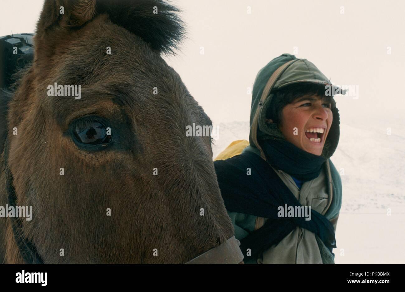 Zamani barayé masti asbha  A Time for Drunken Horses Year : 2000 - Iran Director : Bahman Ghobadi Nezhad Ekhtiar-Dini Stock Photo
