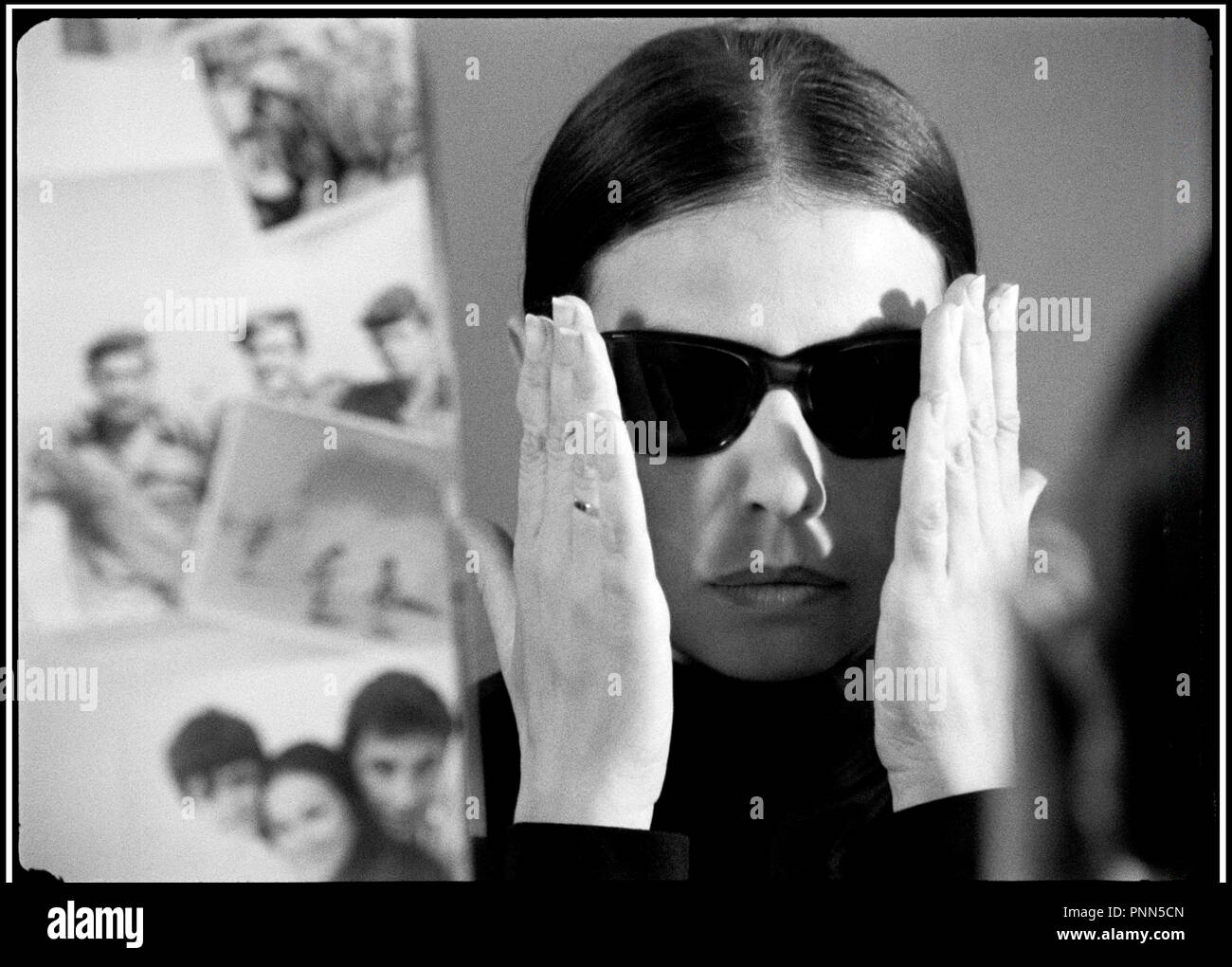 Prod DB © Siege Films Ltd. / DR MATZOR de Gilberto Tofano 1969 ISR. avec Gila Almagor Stock Photo