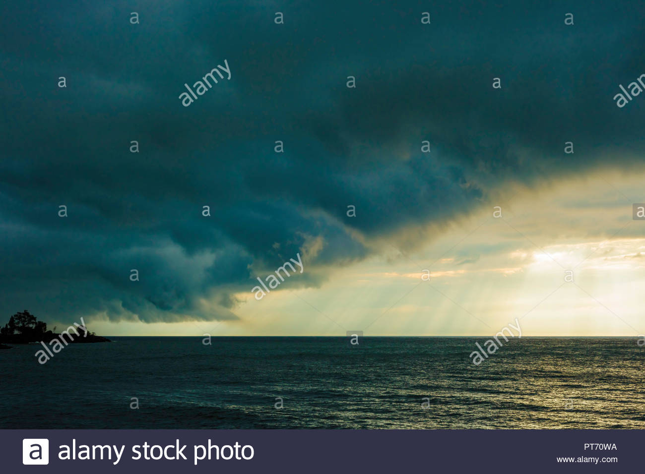 dark-clouds-and-clearing-weather-due-to-