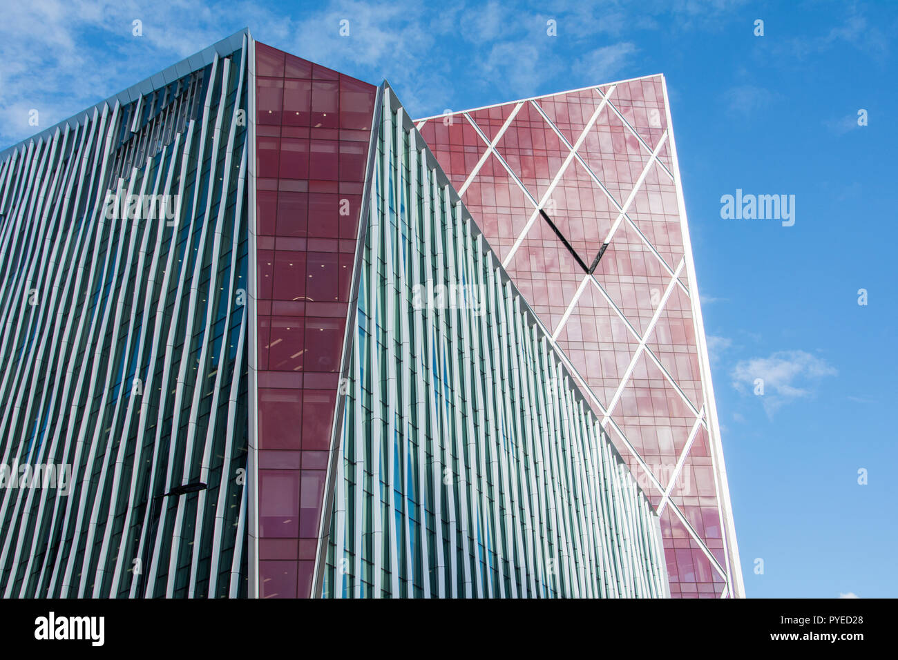 Nova Victoria office development crowned as the UK's ugliest building. Victoria, London, UK Stock Photo