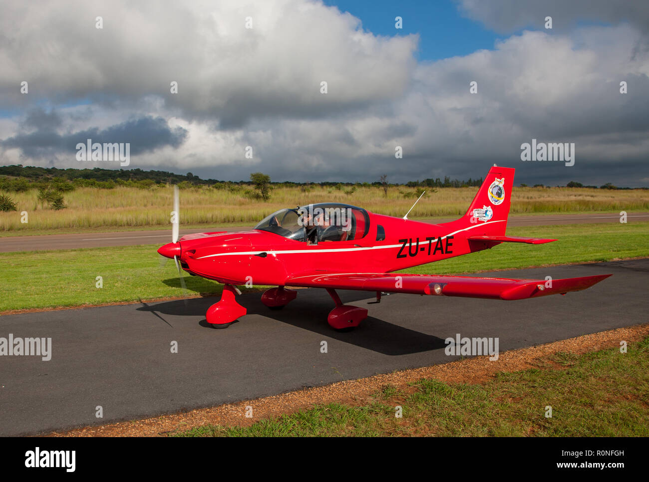 Kittyhawk fly-in, Pretoria, South AfricaStock Photo