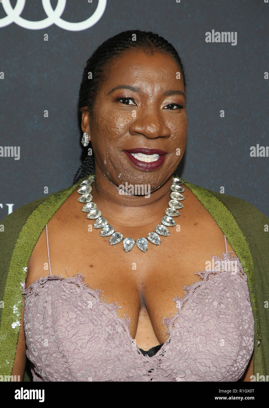 Variety's Power of Women: Los Angeles Presented by Lifetime  Featuring: Tarana Burke Where: Beverly Hills, California, United States When: 12 Oct 2018 Credit: FayesVision/WENN.com Stock Photo