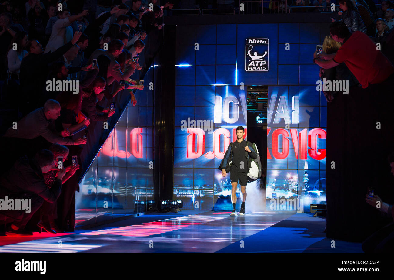 o2-london-uk-18-november-2018-world-number-1-novak-djokovic-srb-arrives-on-centre-court-to-play-alexander-zverev-ger-in-the-mens-final-match-credit-malcolm-parkalamy-live-news-R2DA3P.jpg