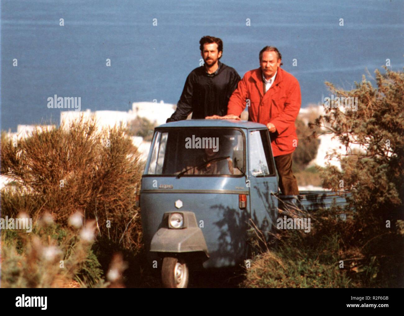 Caro diario  Year: 1993 - Italy / France Nanni Moretti  Director: Nanni Moretti Stock Photo