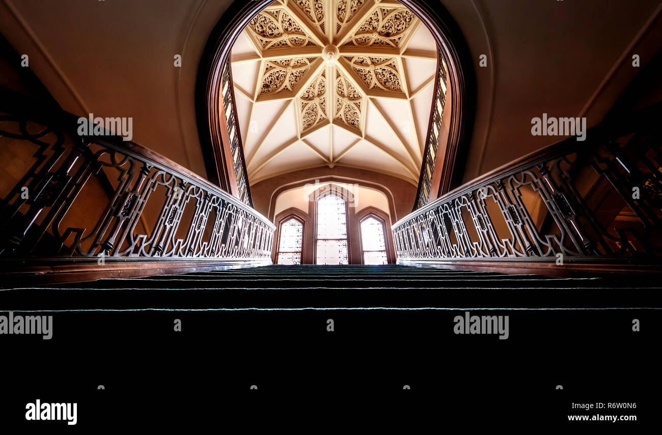 a-staircase-leads-to-an-intricately-craf