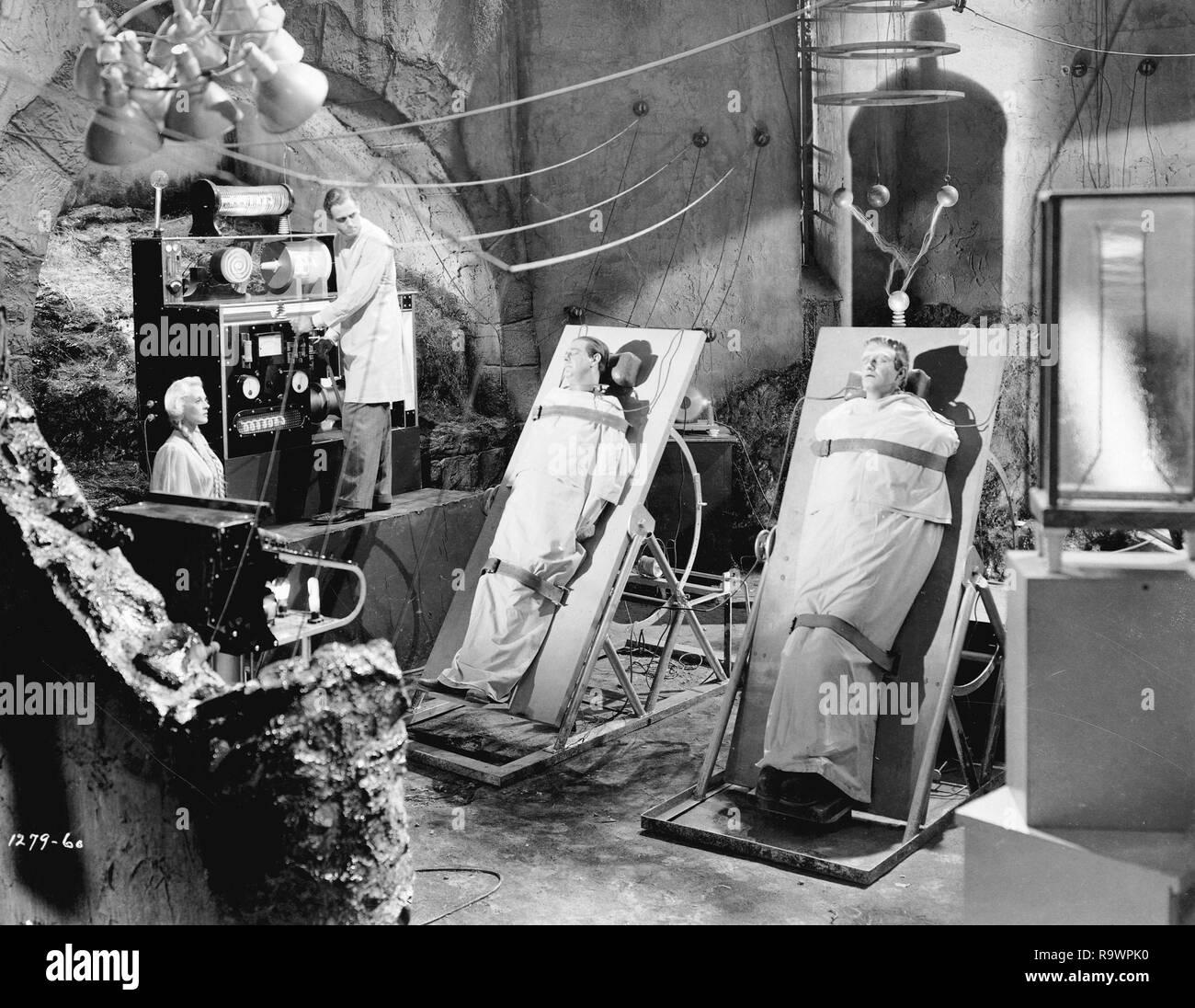 Classic Universal Monsters photo Stock Photo