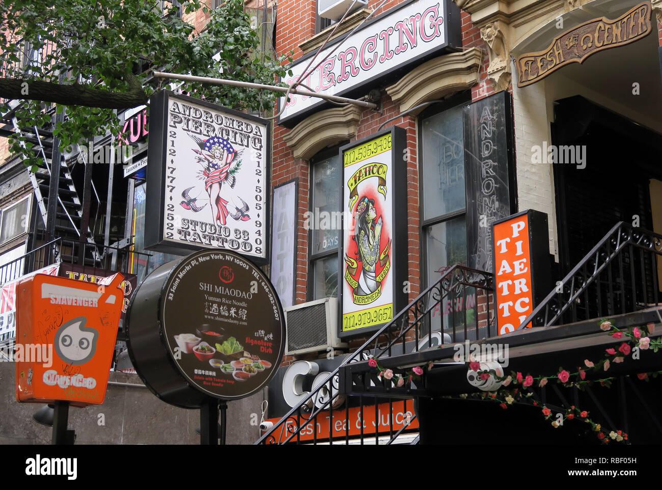 GoTonySmith,@HotpixUK,HotpixUK,NOHO NYC,NYC,New York City,St Marks Place,St Marks Place NYC,street,New York Street,USA,America,City Centre,city,centre,center,city center,East Village,Eastvillage,New York Travel Tourism,store,stores,Flesh Center,New York,NY,tattooist,New York city