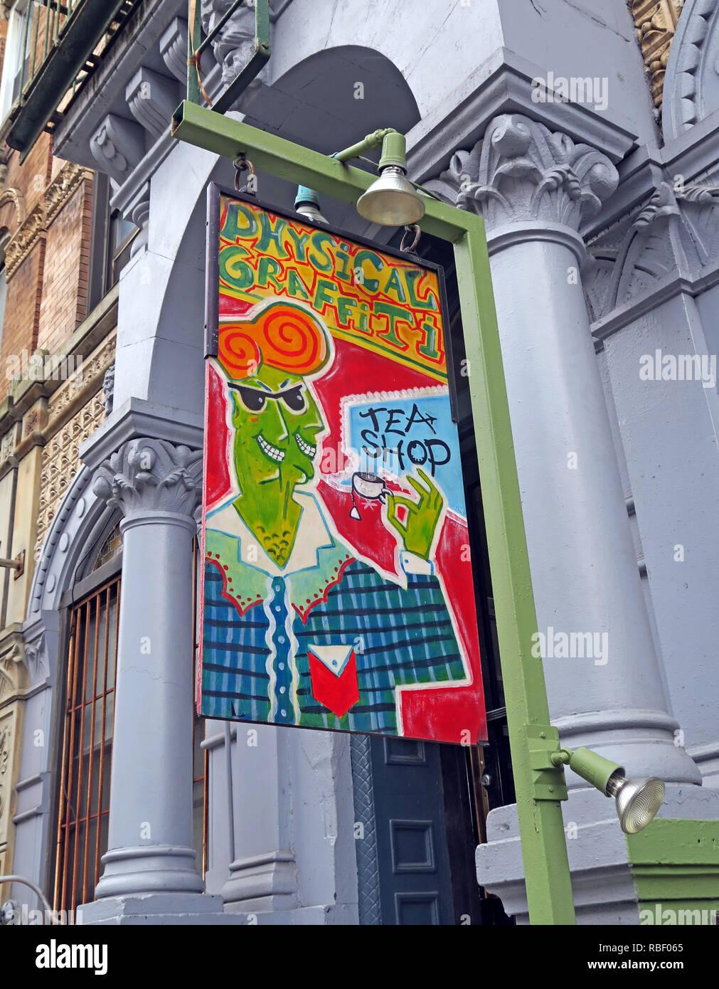GoTonySmith,@HotpixUK,HotpixUK,NOHO NYC,NYC,New York City,St Marks Place,St Marks Place NYC,street,New York Street,USA,America,City Centre,city,centre,center,city center,New York Travel Tourism,shop,cafe,poster,front,shopfront