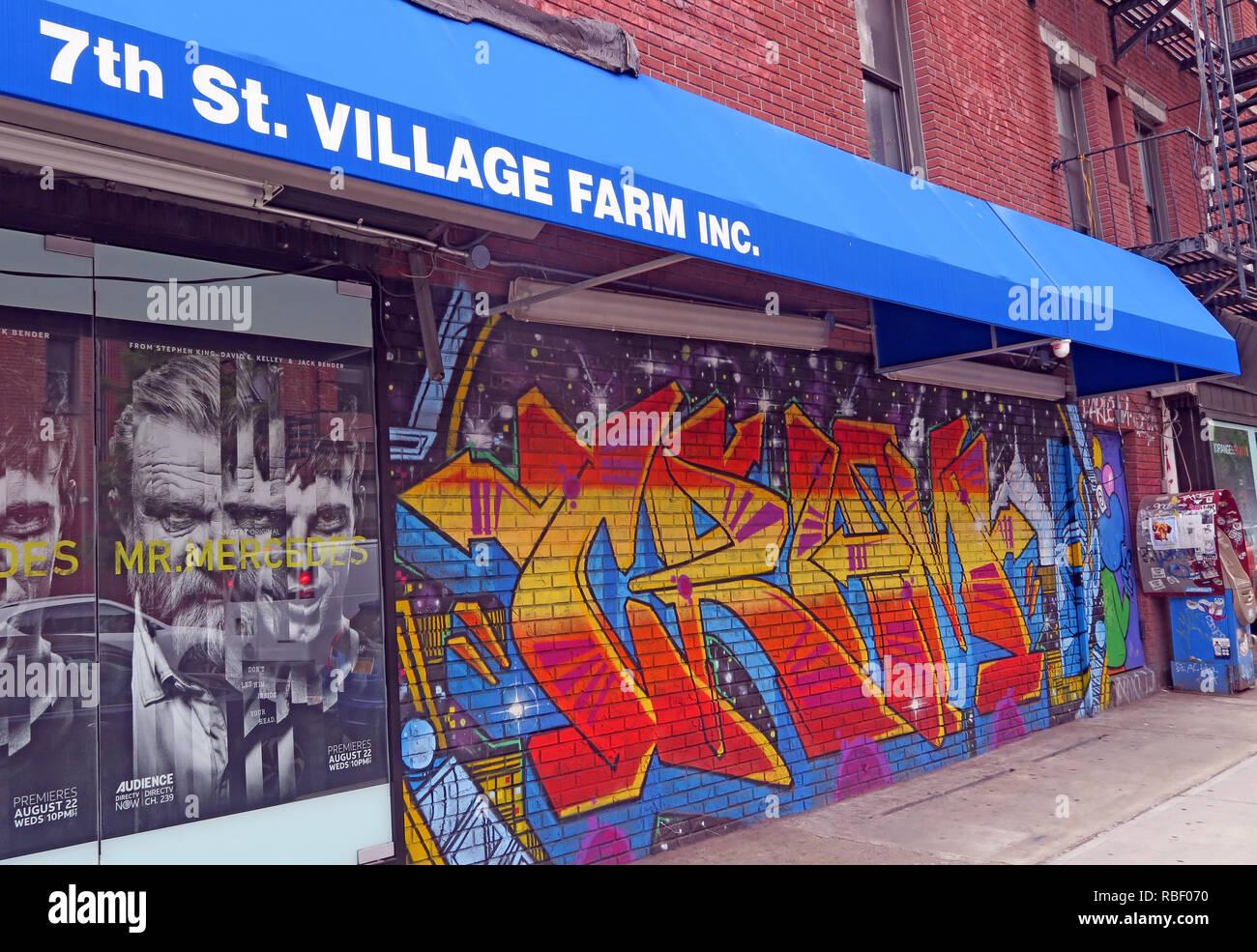 GoTonySmith,@HotpixUK,HotpixUK,NYC,St Marks Place,New York St Marks Place,street,New York Street,USA,America,City Centre,city,centre,center,city center,East Village,Eastvillage,store,stores,shop,graffiti,paint,art,urban,Manhattan,NY,86,East 7th Street,7th St