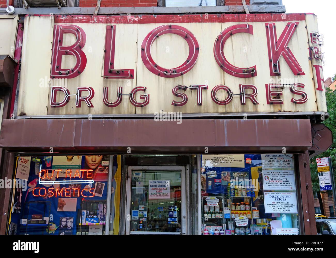 GoTonySmith,@HotpixUK,HotpixUK,NOHO NYC,NYC,New York City,St Marks Place,St Marks Place NYC,New York St Marks Place,street,New York Street,USA,America,City Centre,city,centre,center,city center,East Village,Eastvillage,Block Drug Store,Block,Drugstore,Drug Store,chemist,shop,Chemist Shop,New York Travel Tourism,store,stores,Block Drugstores pharmacy frontage,in red,NY 10003,exterior,American Drug store,Block Drug Company,Russia,Russian,Alexander Block