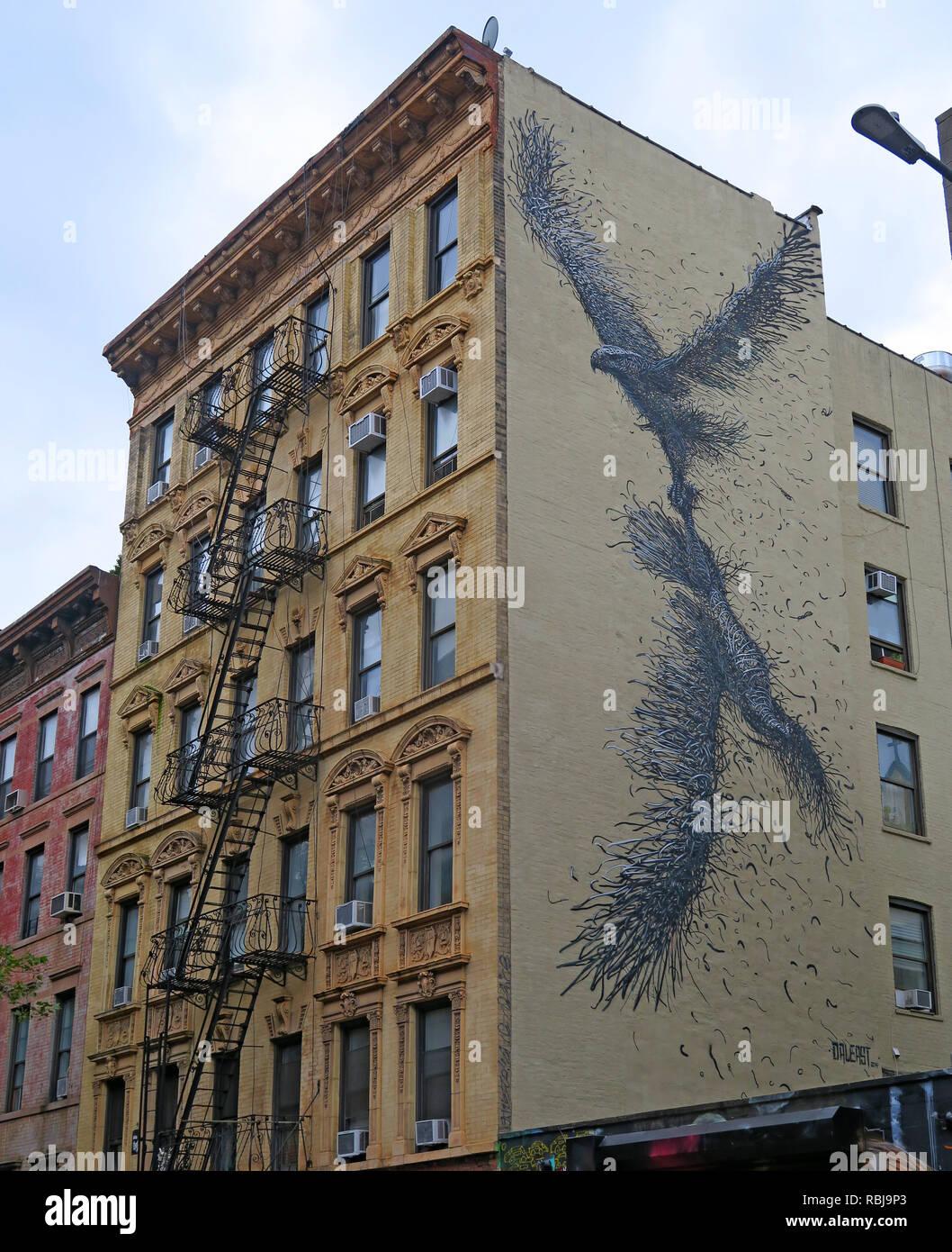 @HotpixUK,HotpixUK,GoTonySmith,NY,New York City,City,Centre,City Centre,street,USA,United states of America,United States,East Village,art,102,Art,Street Art,painting,gableend,gable end,Proletariat,102 St Marks Place,East Village New York,NYC