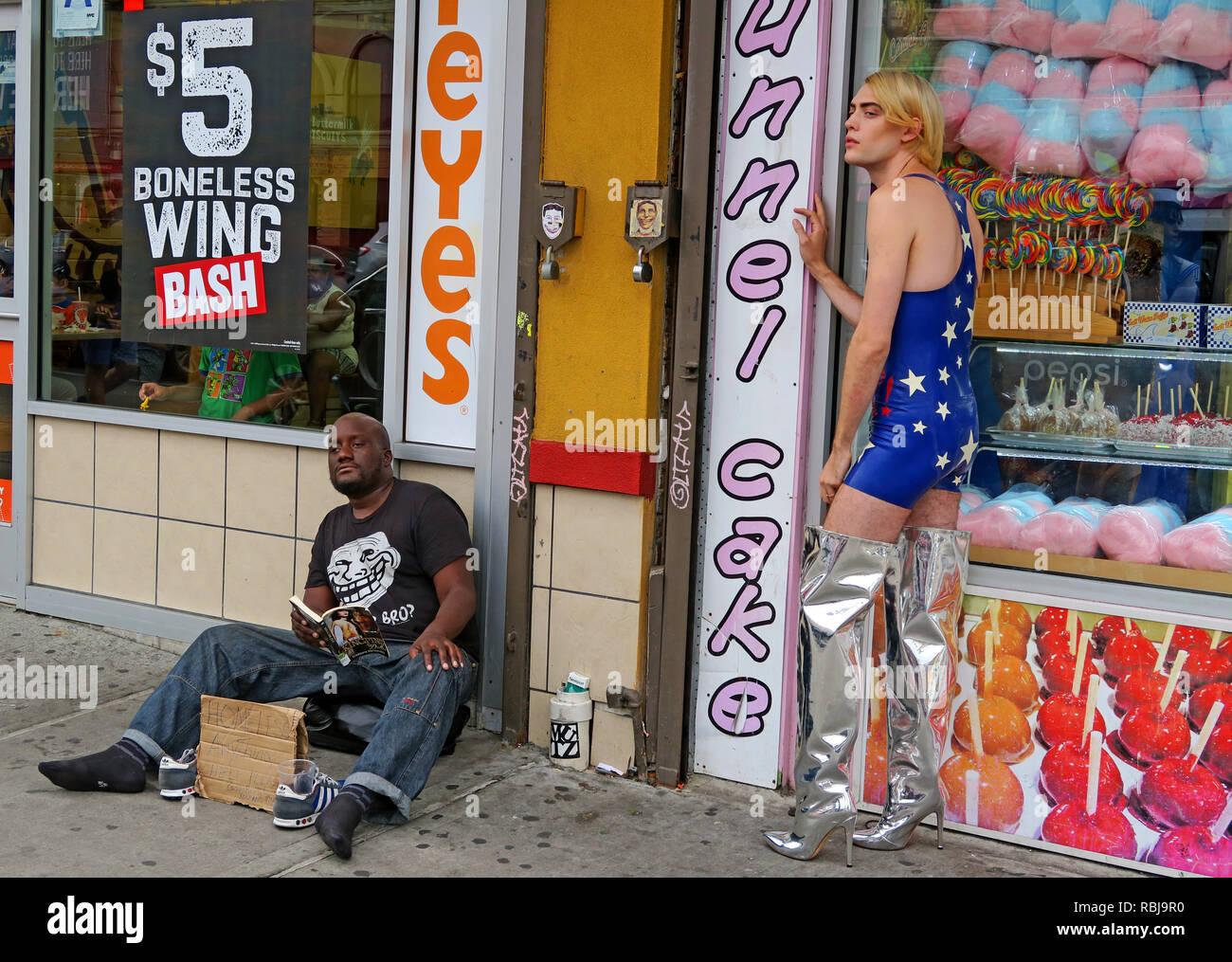 @HotpixUK,HotpixUK,GoTonySmith,NY,NYC,New York,New York City,Centre,City Centre,street,USA,United states of America,United States,Brooklyn,beach,resort,Borough Of Brooklyn,peninsular,leisure,entertainment,tourist,tourism,destination,run down,rundown,dilapidated,seaside resort,seaside,US,Fred Trump,Fred,Trump,Thor Equities,parks,NYC Parks,old,artists,bum,tramp,begging