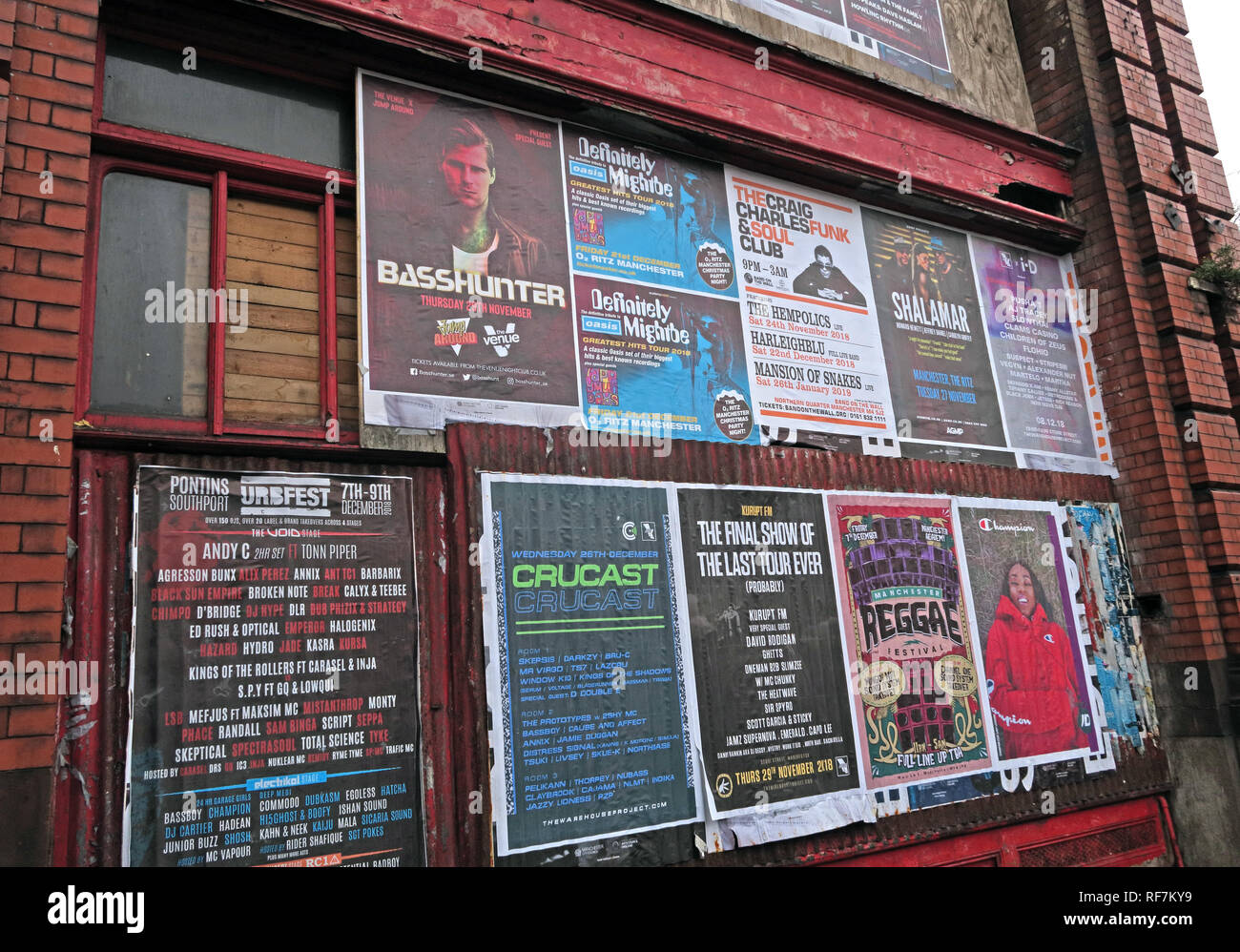 Manchester City Centre,Manchester,City Centre,city,NQ,NQ4,Northern Quarter,North West,England,UK,GoTonySmith,HotpixUK,@HotpixUK,buildings,streets,Railway,sign,Fairfield St,Mayfield,history,brick,station,scheme,proposed,development,schemes,poster,posters,property,London,and,Continental,Railways,London,&,Continental,Railways,LNWR,London Midland,Goods Station,disused,Square One development,Square One,Prime,Suspect,drug,dealers,haunt