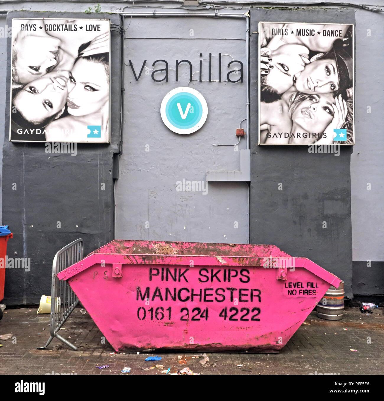 Manchester,City centre,city,@HotpixUK,HotpixUK,GoTonySmith,North West England,UK,England,Canal Street,Gay Village,gay,village,Sackville,LGBT,LGBTI community,LGBTI,community,pink,skip,bar,pub,club,Vanilla Nightclub,01612244222,Lancs,Lancashire,Gay Pink Skips,Pink Skips Manchester Ltd Skip Hire,Pink Skips Manchester Ltd,waste,recycling,Domestic customers,commercial customers,domestic,business