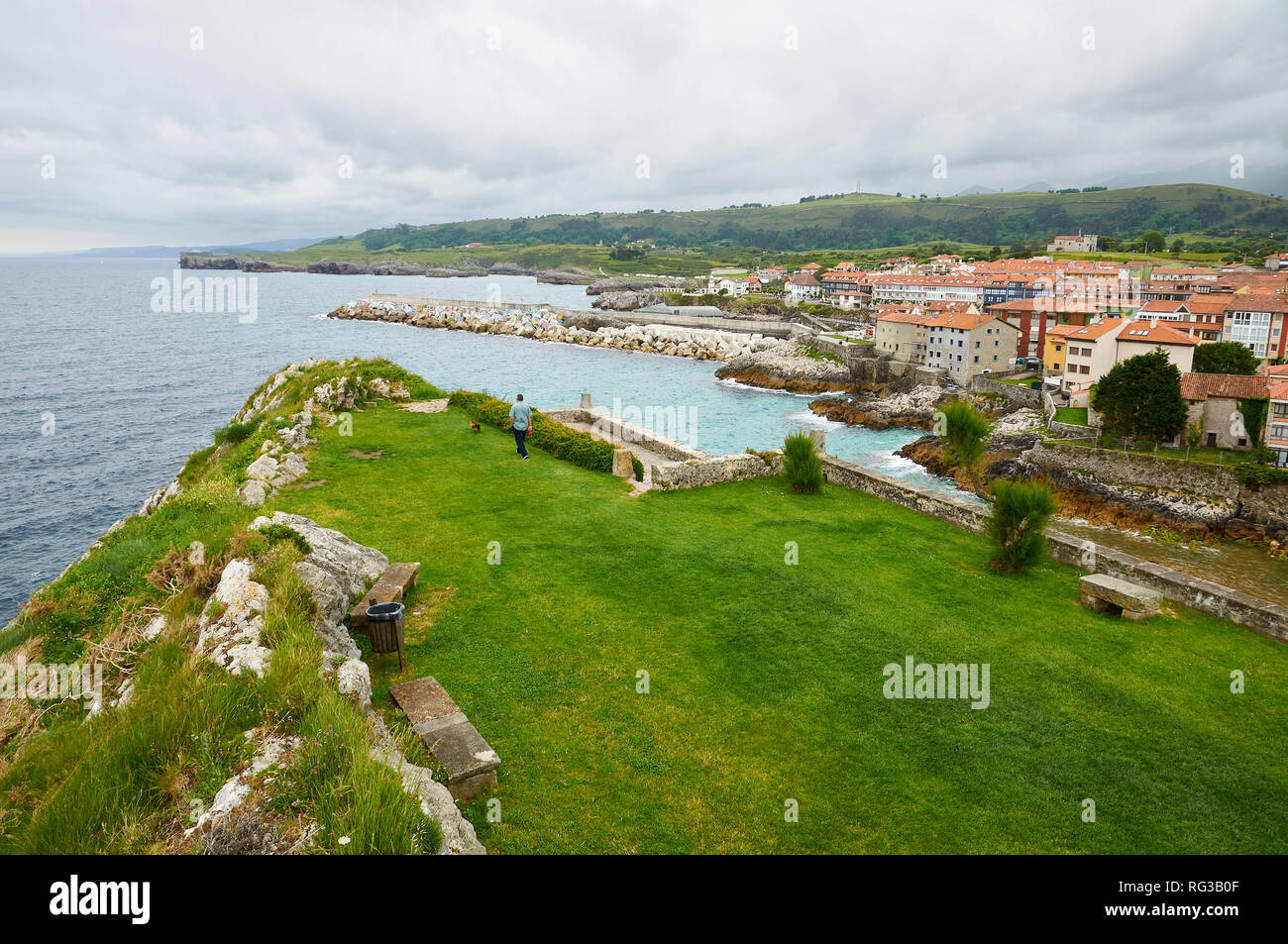 view-of-llanes-town-and-port-with-cubos-
