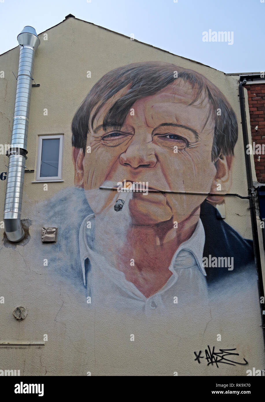 GoTonySmith,HotpixUK,@HotpixUK,UK,England,North West England,Manchester,Salford music,icon,icons,band,bands,Salford bands,building,historic,history,Manchester music,Salford,Mark E. Smith Quote,smoking,smoker,Mark E Smith smoking,interview,8 Clifton Road,Prestwich,bury,Prestwich Art Festival,Akse P19,graffiti artist,Guardian newspaper interview,cigarette,in mouth,post-punk bands,cult,music icon,face