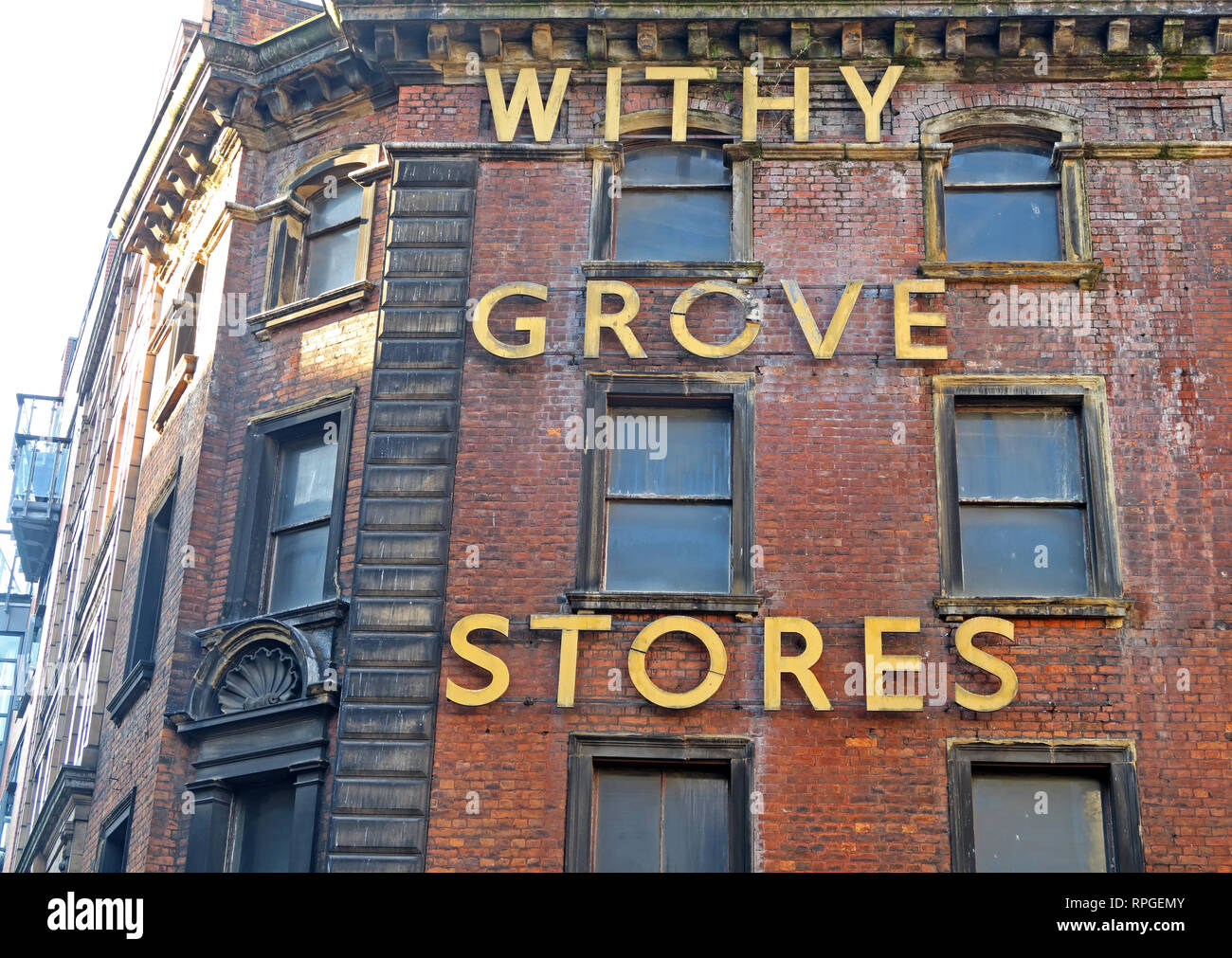 GoTonySmith,HotpixUK,@HotpixUK,Manchester,England,UK,GB,North West England,brick,Withy Grove,Withey Grove Stores,building,red brick,office equipment,historic,history