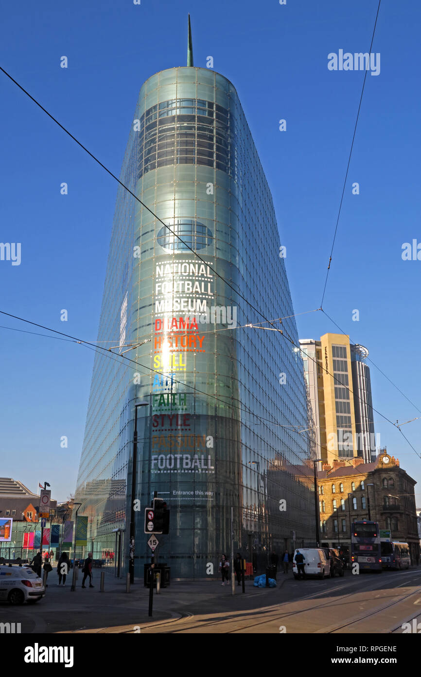 GoTonySmith,HotpixUK,@HotpixUK,England,UK,GB,North West England,city centre,glass,building,icon,iconic,architecture,Urbis,FIFA,Premier league,league,leagues,UEFA,FA Cup,M4 3BG,Todd Street,national game,sport,sports,collections,admission,charge,charges,goal,NFM,fee,buildings,Manchester Buildings,cafe football,club,clubs,learn,learning,about