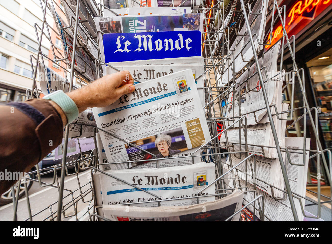 paris-france-mar-12-2019-man-buying-from