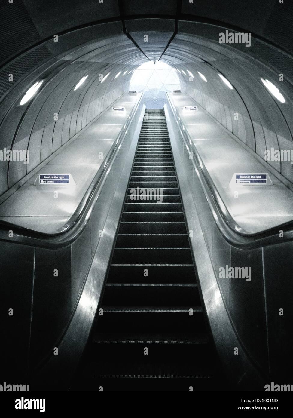 London Underground - TFL - Stock Image